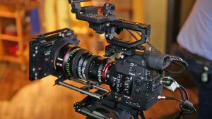 Canon C 300 cámara elegida para los equipos seleccionados